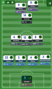 villa team